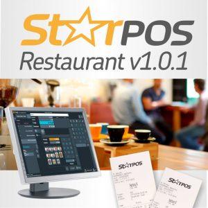 StarPOS Restaurant (Facturación fiscal / Factura electrónica)