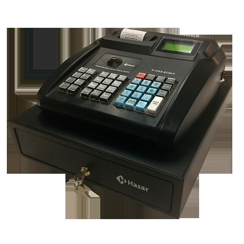 Registradora Fiscal HASAR R-HAS-6100 f